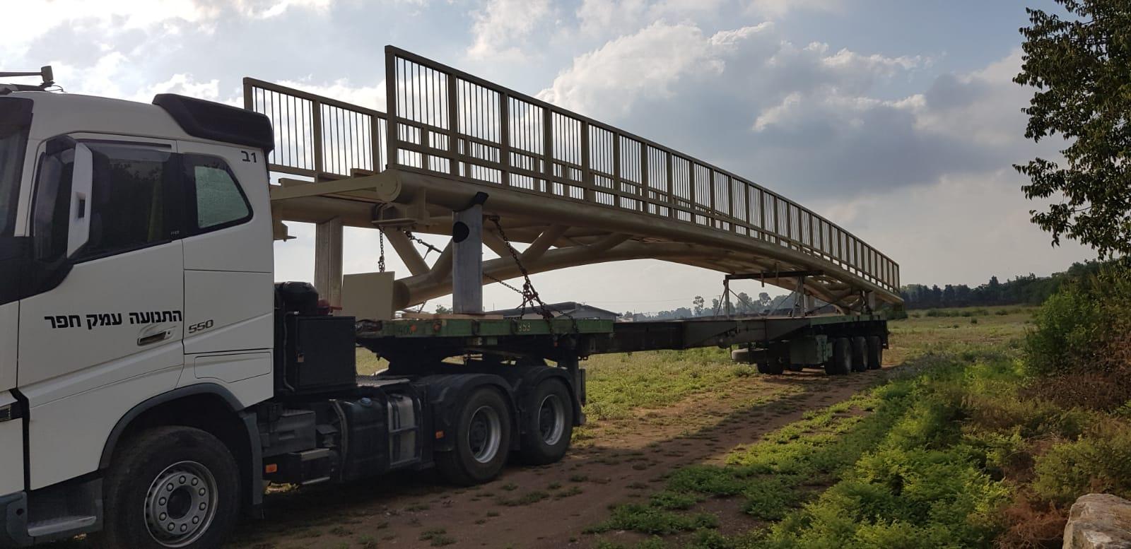 גשר חדש על הנחל